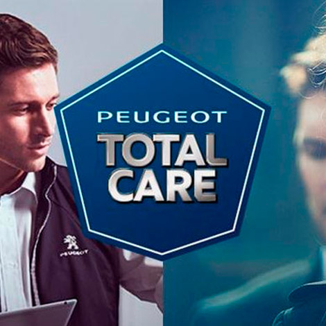 Peugeot Total Care Pro